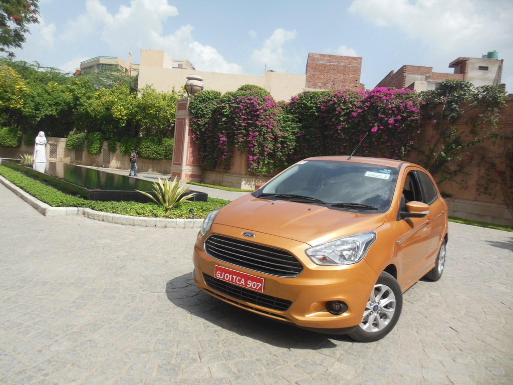 Ford Figo Hatchback (3)