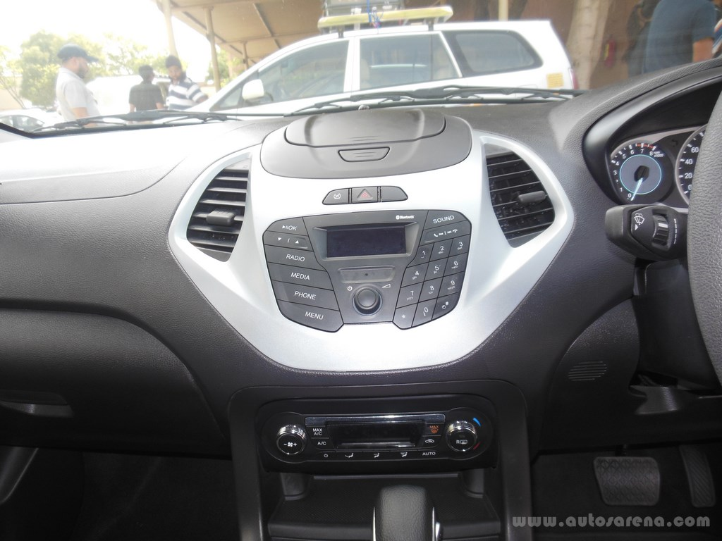Ford Figo Hatchback (30)