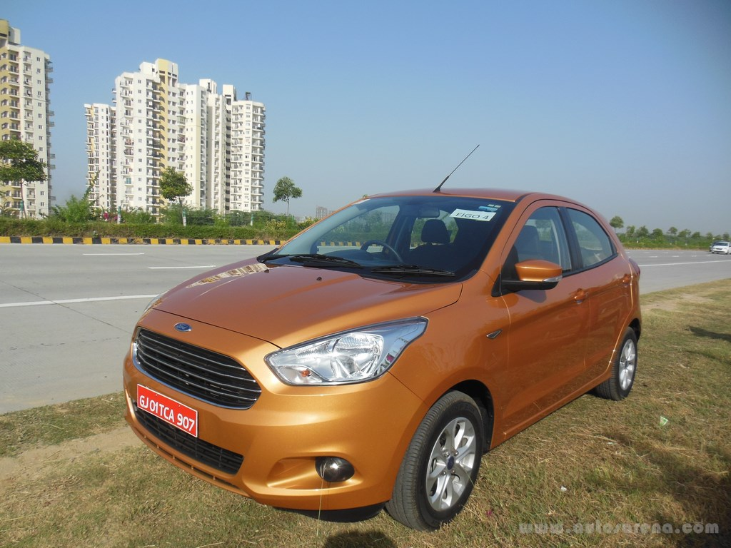 Ford Figo Hatchback (41)