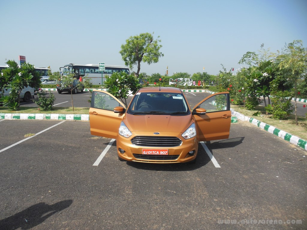 Ford Figo Hatchback (42)