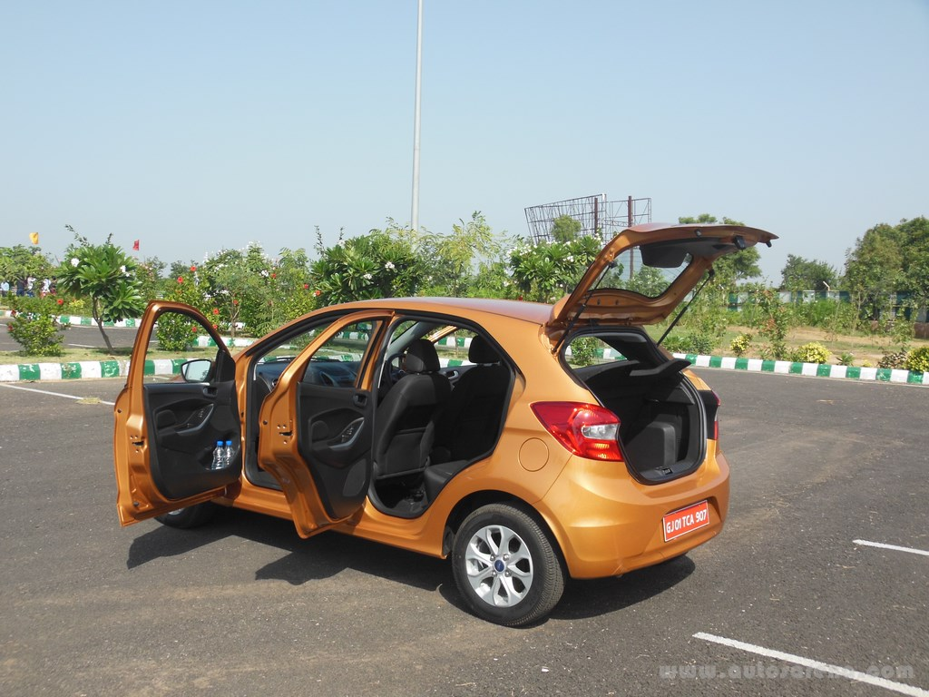 Ford Figo Hatchback (44)
