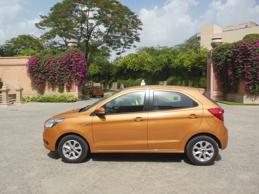 Ford Figo Hatchback (5)