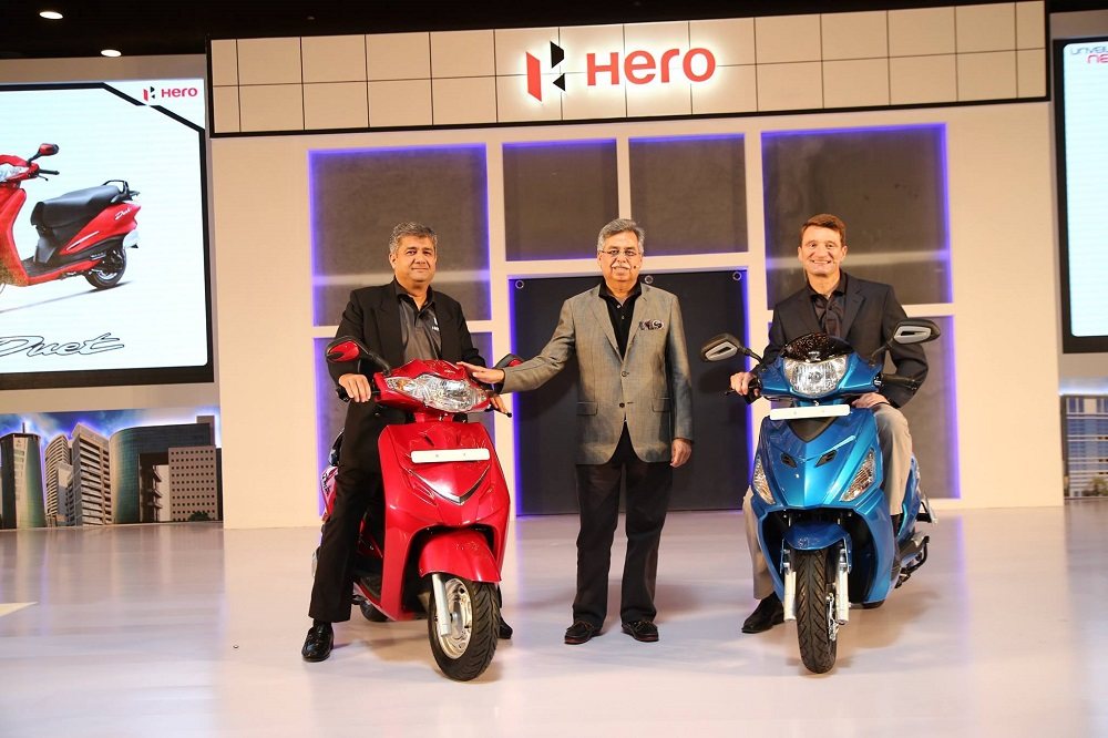 Hero Duet & Maestro Edge launch 2