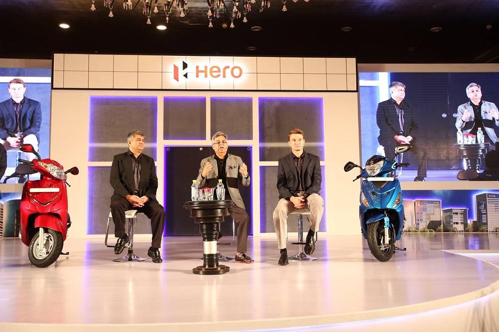Hero Duet & Maestro Edge launch