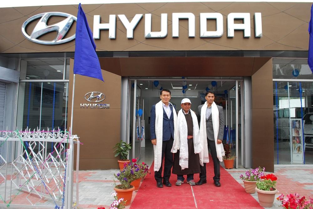 Hyundai Dealership in Leh