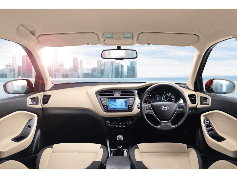 Hyundai i20 AVN interiors