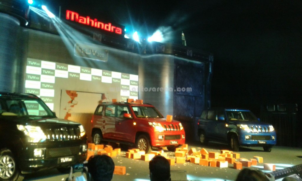 Mahindra Tuv Suv Launched At Starting Price Of Rs Lakhs