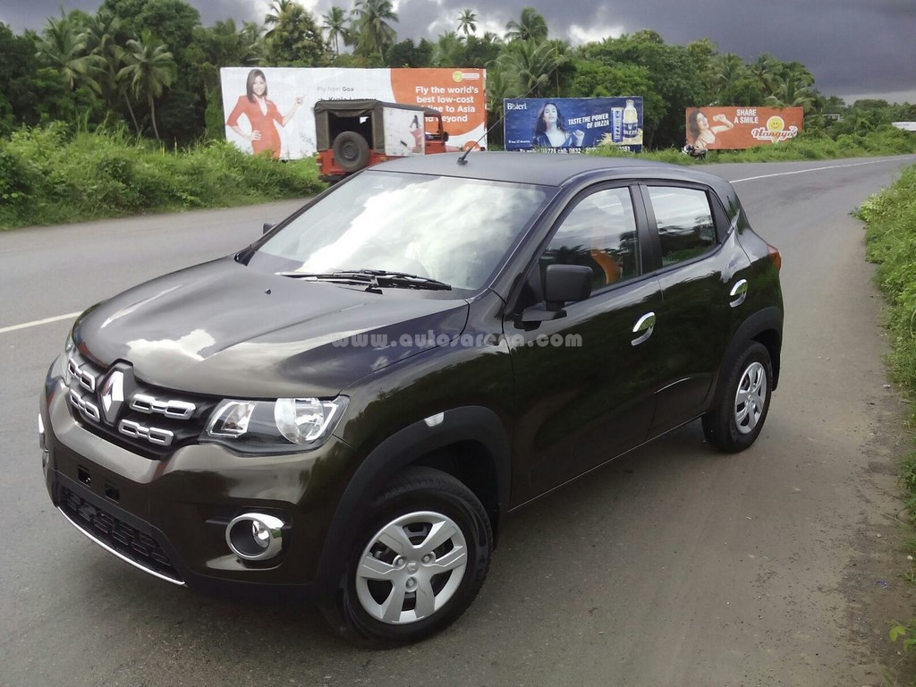 2017 Renault Kwid 10 long term review first report