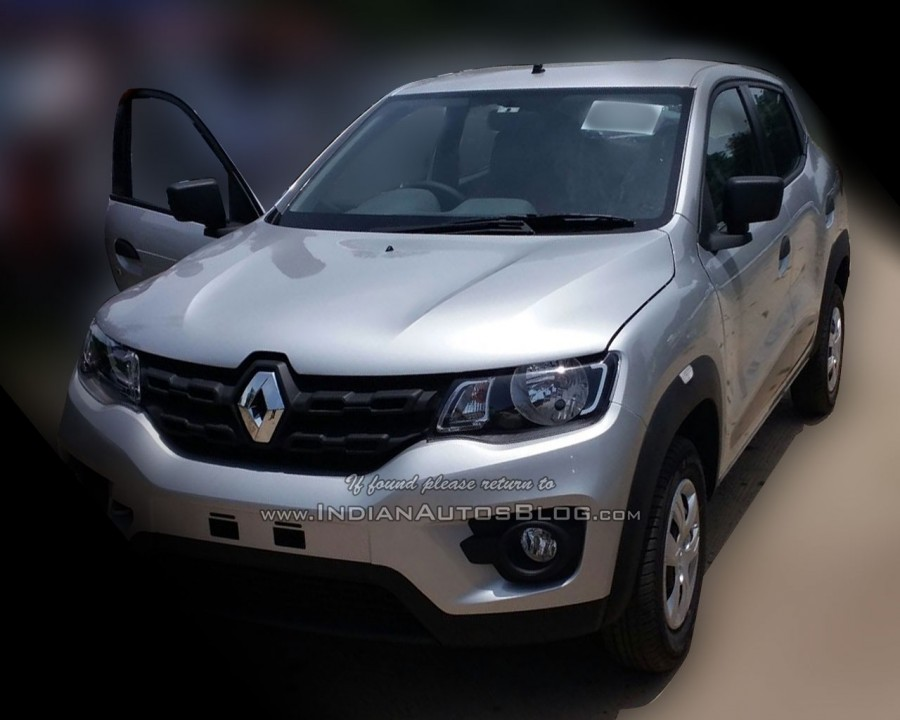 Renault-Kwid-front-dealer-spied-900x720