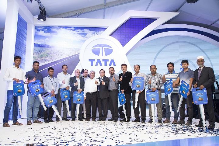 Tata Motors Ultra truck launch in Bangladesh