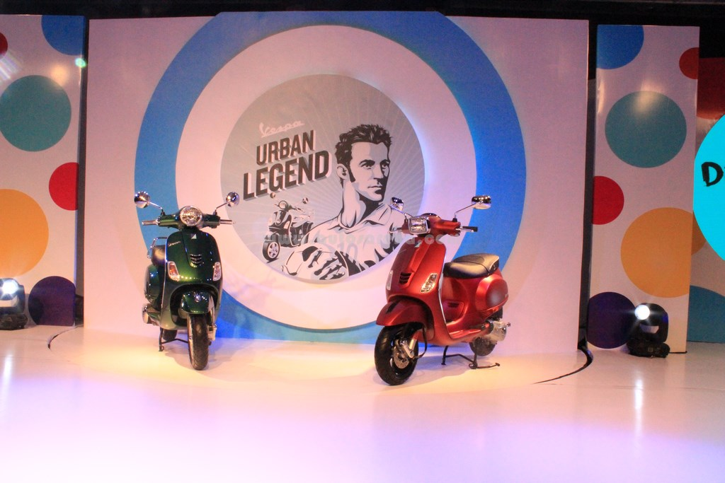 Vespa VLX SLX launch