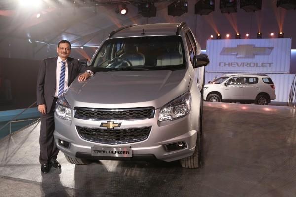 Chevrolet Trailblazer launched at Rs 26.40 lakh (ex-showroom, New Delhi)