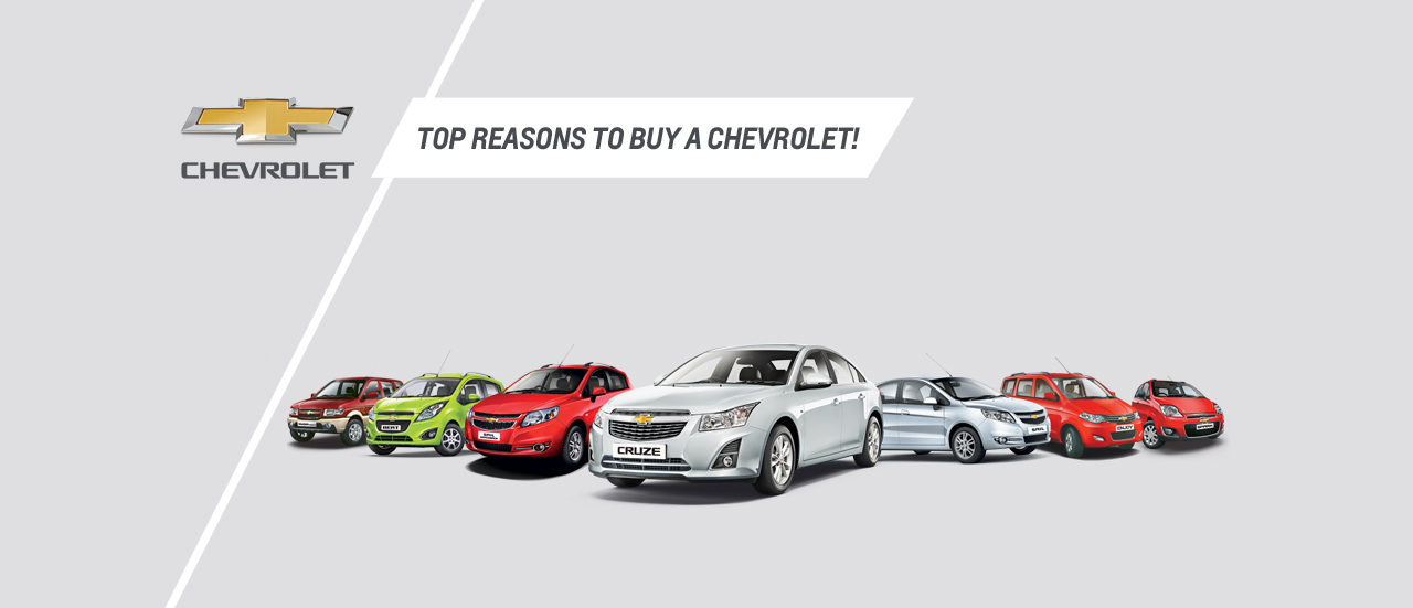Chevrolet festive offers Oct 2015