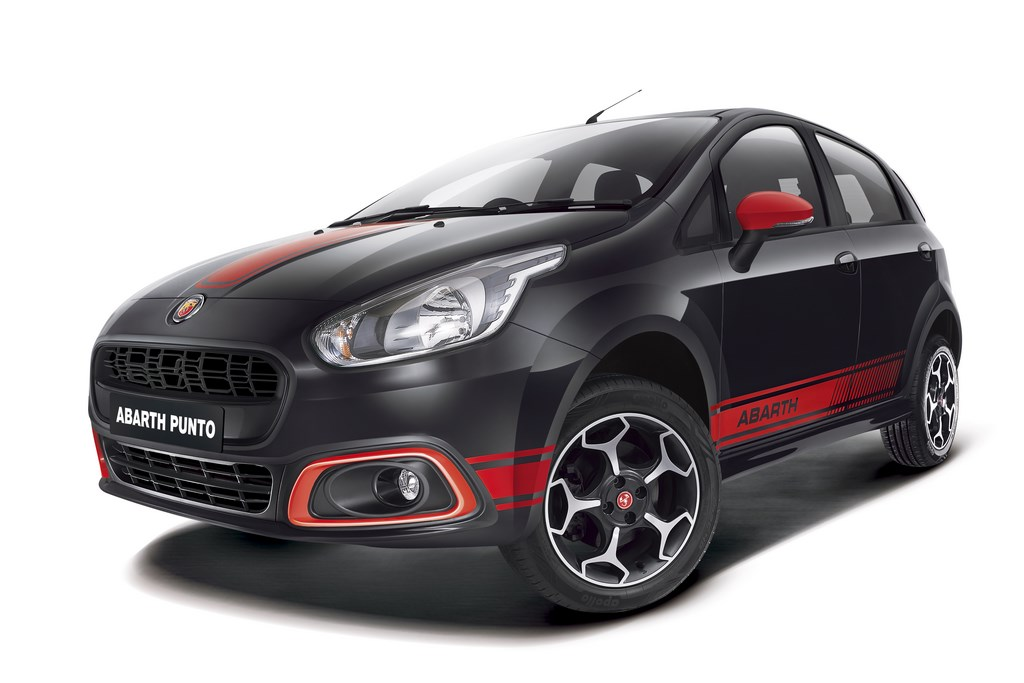 fiat punto abarth all details images and brochure. Black Bedroom Furniture Sets. Home Design Ideas