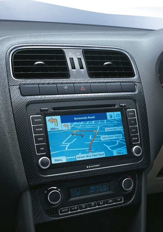 New Vento Highline Plus_Multimedia Navigation system