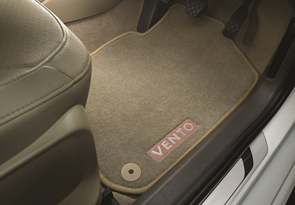 New Vento Highline Plus_Refreshed floor mats
