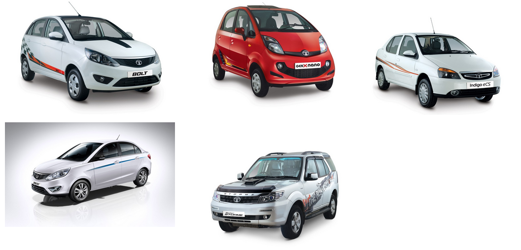 Tata Motors Celebration Editions