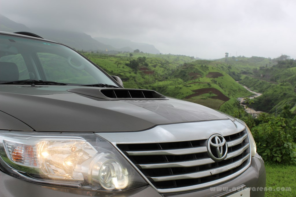 Toyota Fortuner 4x4 Automatic review - The Fortunate SUV -