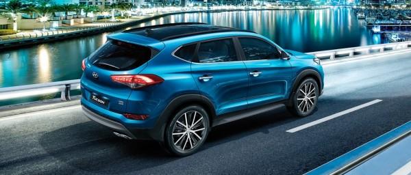 Hyundai Tucson India (4)
