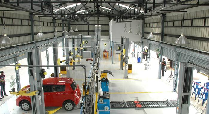 Mahindra First Choice To Launch Car Service Stations
