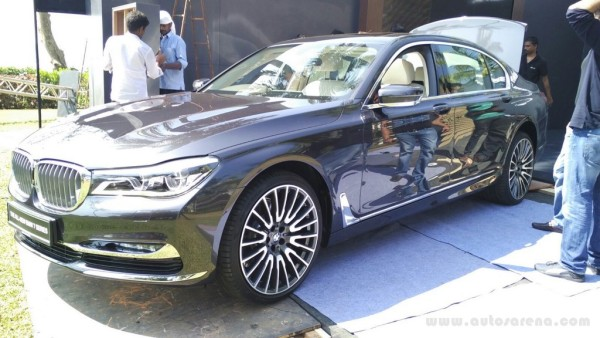 New BMW 7 Series launch in India (1)