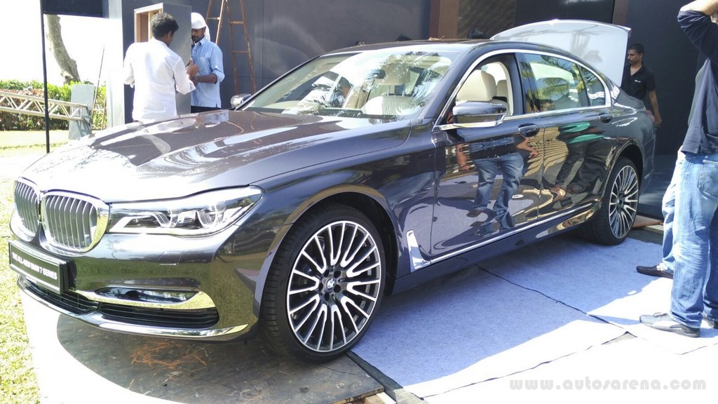 new car launches todayScoop All new BMW 7 Series launching today in Goa