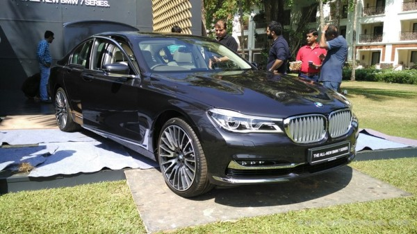 New BMW 7 Series launch in India (2)
