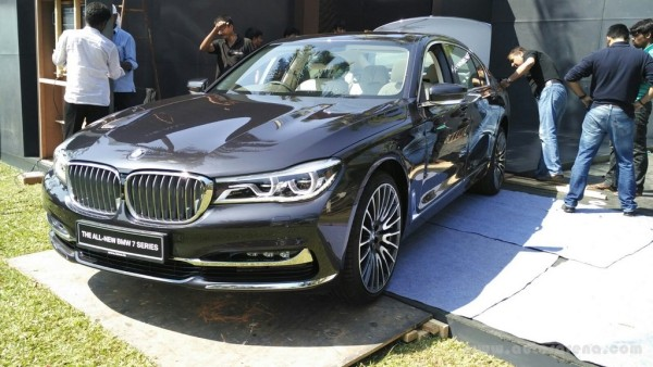 New BMW 7 Series launch in India (3)