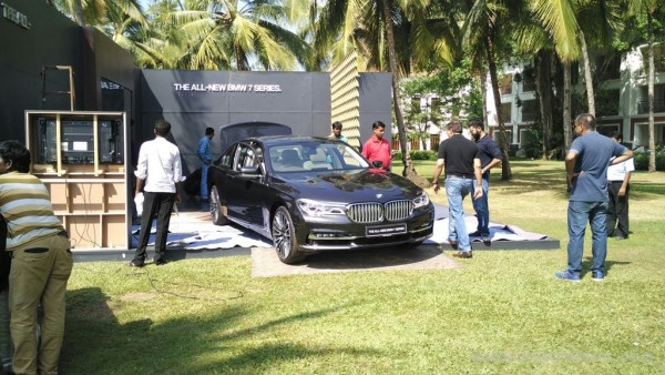 New BMW 7 Series launch in India (4)
