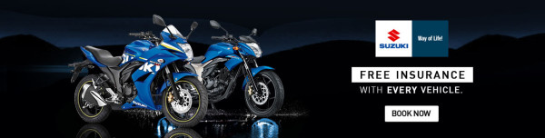 Suzuki to sell two-wheelers online on Snapdeal
