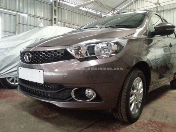 Tata Motors Zica Front