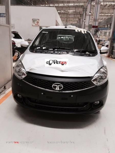 Tata Motors Zica base variant front