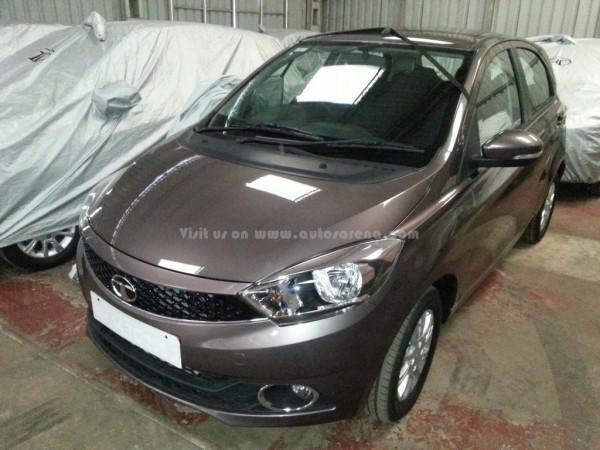Tata Motors Zica front 3 quater