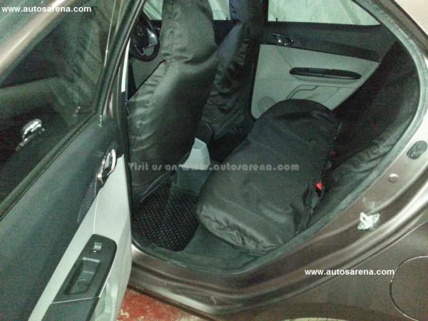 Tata Motors Zica interiors