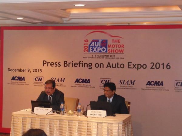 2016 Auto Expo Briefing (1)