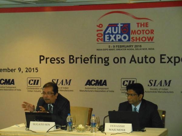2016 Auto Expo Briefing (2)