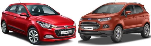 Hatcback versus Mini SUV