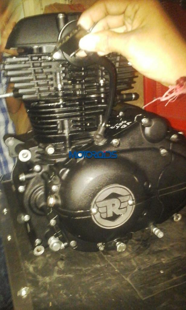 Royal Enfield Himalayan To Get 410cc Engine Details Photos Inside