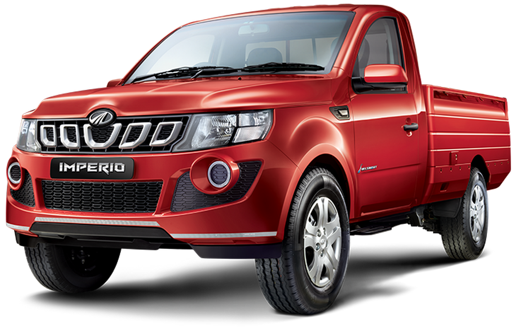 Mahindra Launches Imperio Pick Up Truck Range In India