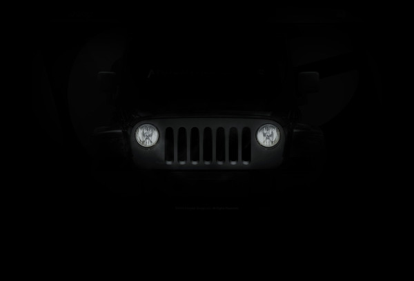JEEP India teaser site