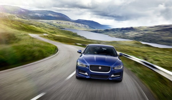Jaguar XE bookings opened