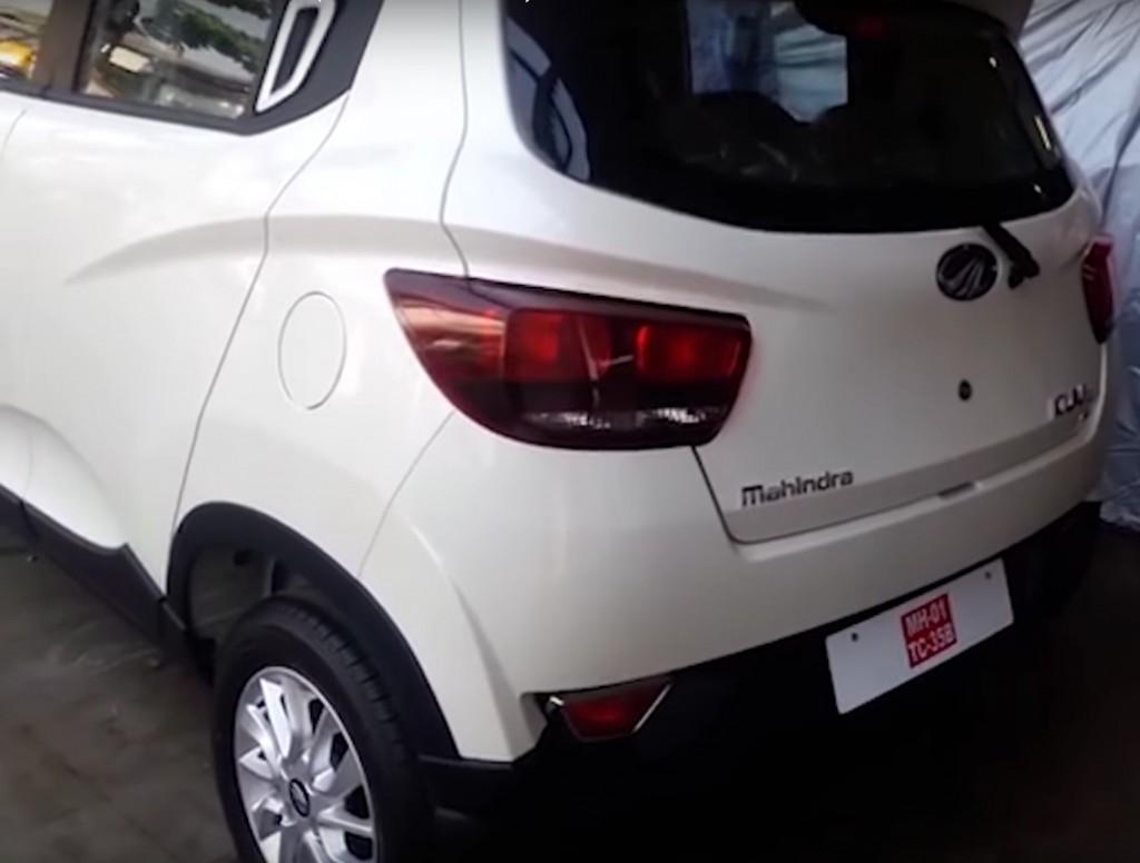 Mahindra-KUV100-tailgate-revealed-spied-1024×776