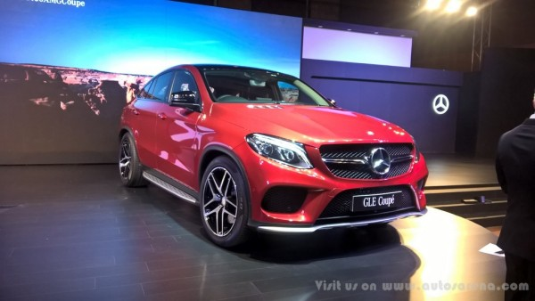 Mercedes-Benz GLE 450 AMG Coupe (6)