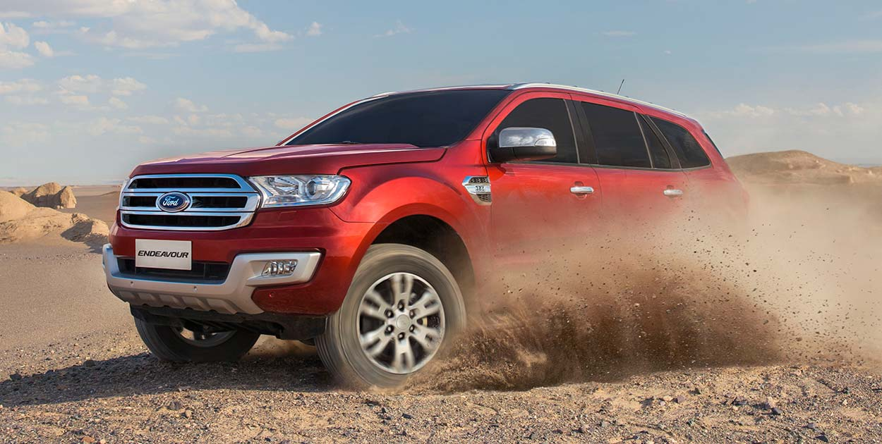 Santa Fe Ford >> New Ford Endeavour all details + Images, bookings open ...