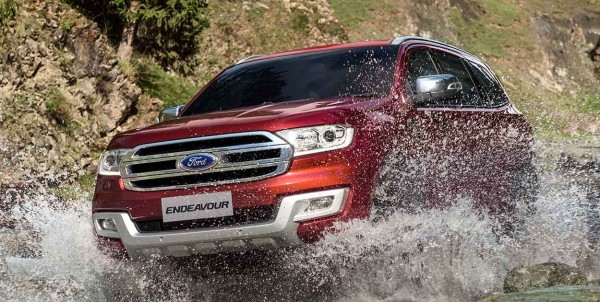 New Ford Endeavour 3