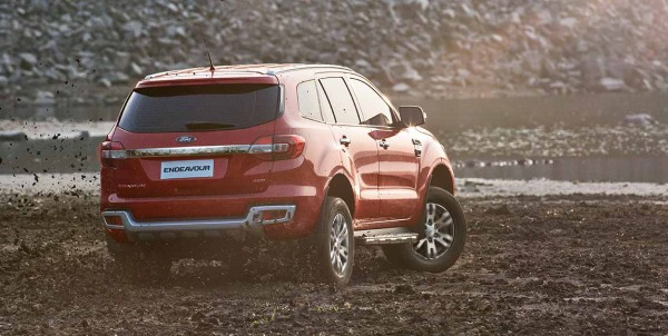New Ford Endeavour 7