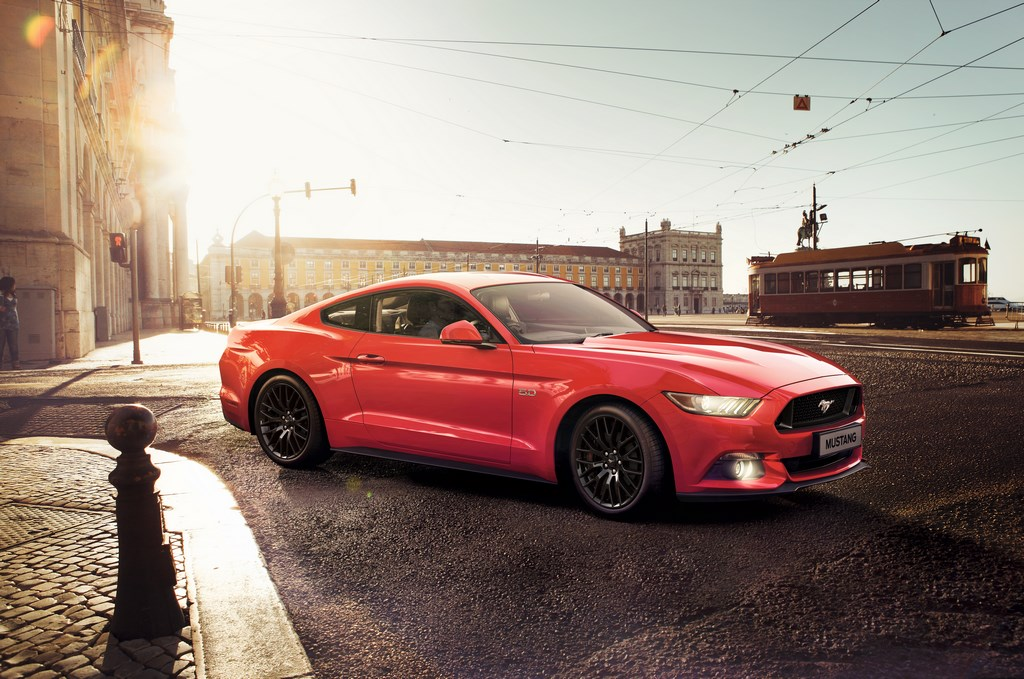 New Ford Mustang 2