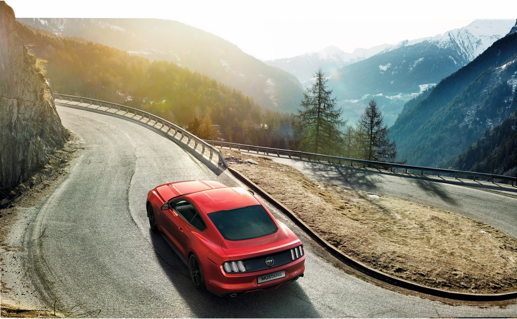 New Ford Mustang 3