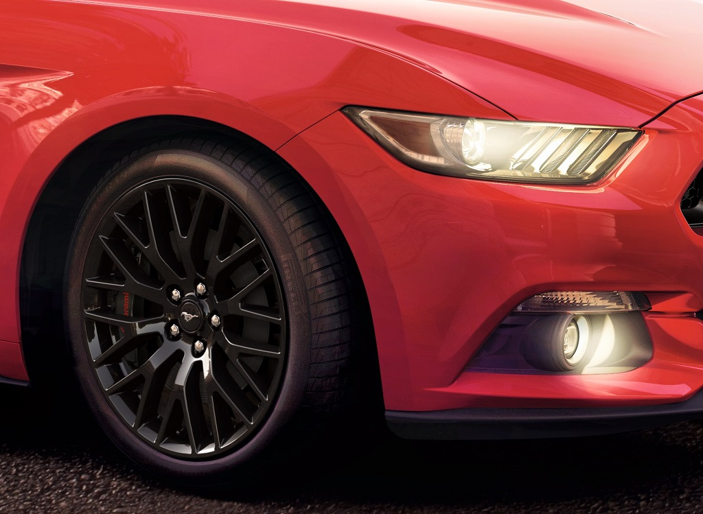 New Ford Mustang Alloy wheel