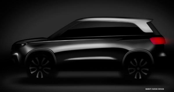 Suzuki-Vitara-Brezza concept